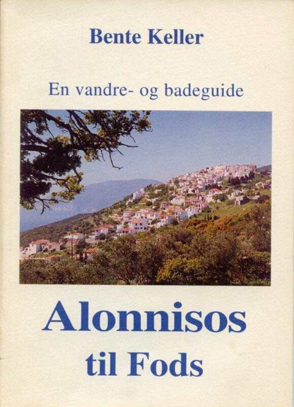Alonnisos On Foot - Danish Edition