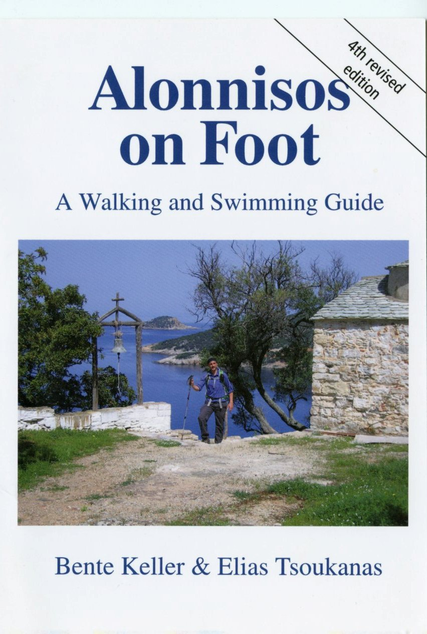 Alonnisos On Foot - English Edition